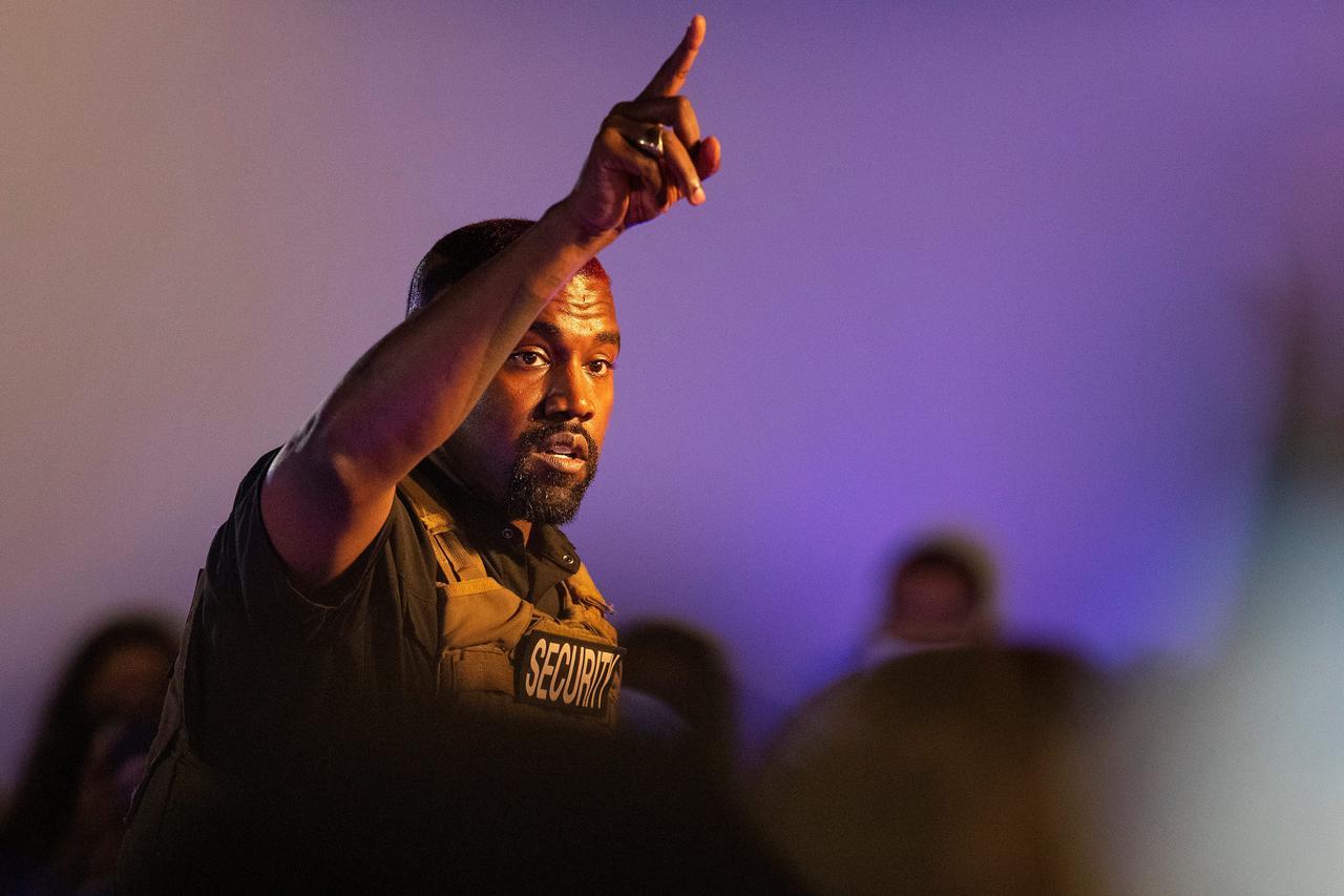 Kanye West To Debut 'Donda' This Week at Listening Party in Atlanta