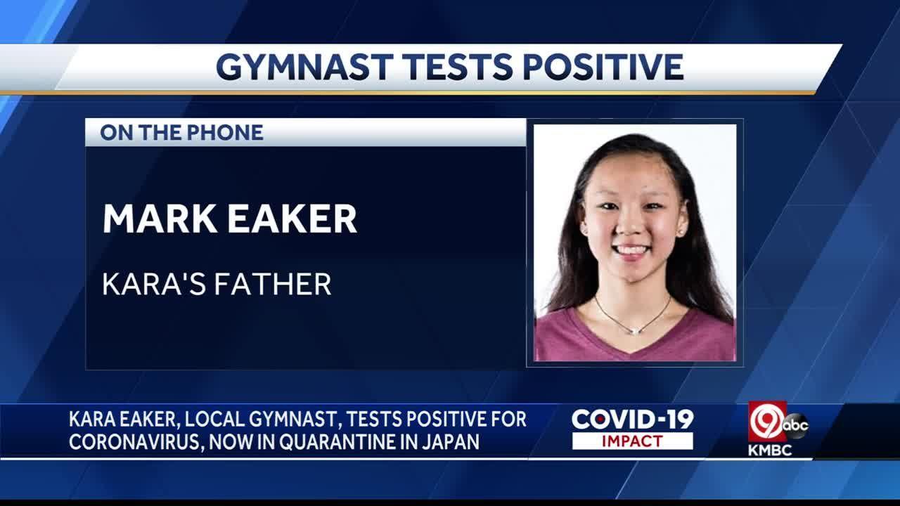 KC-area Olympic gymnasts Wong, Eaker quarantined after Eaker tests positive for COVID-19