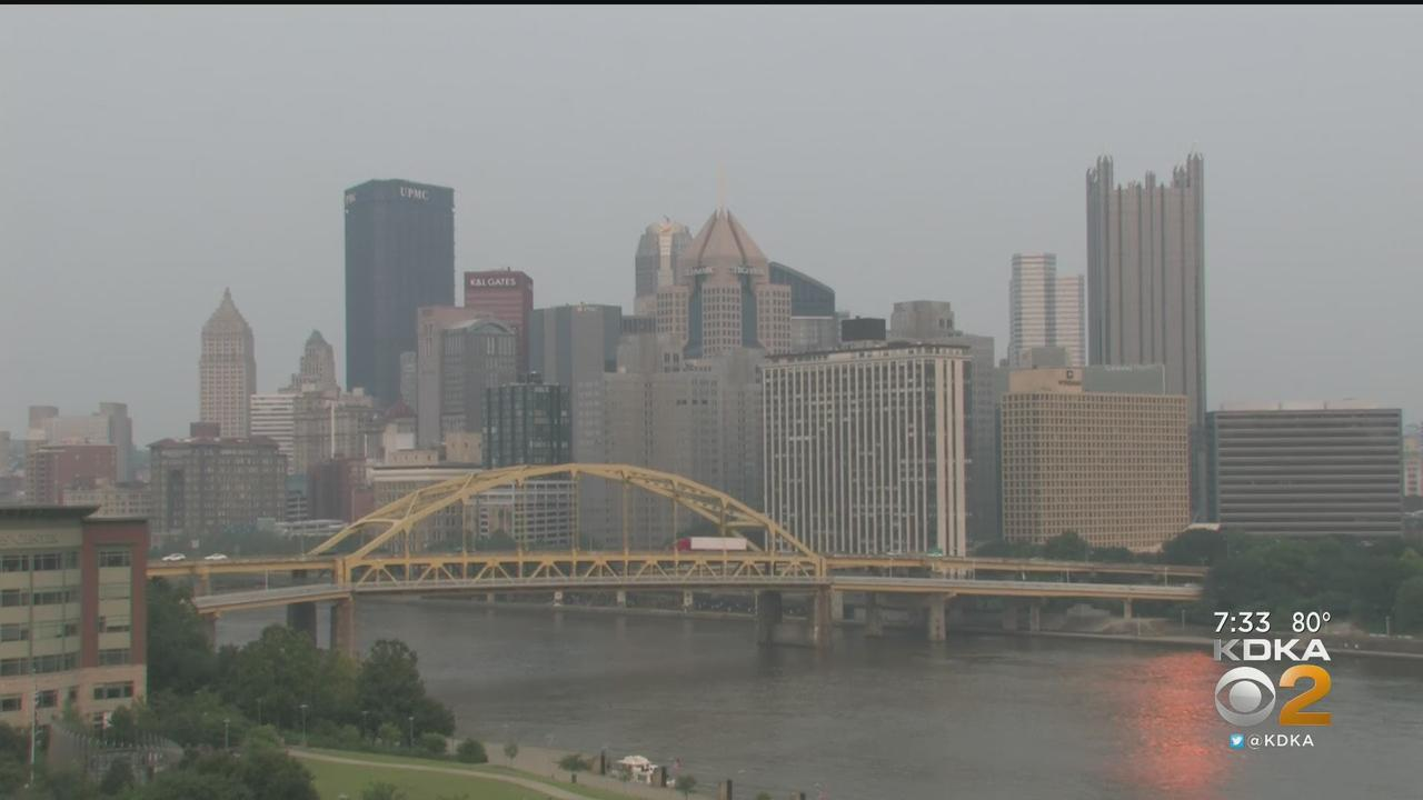 Code Orange Air Quality Action Day Issued For Tuesday