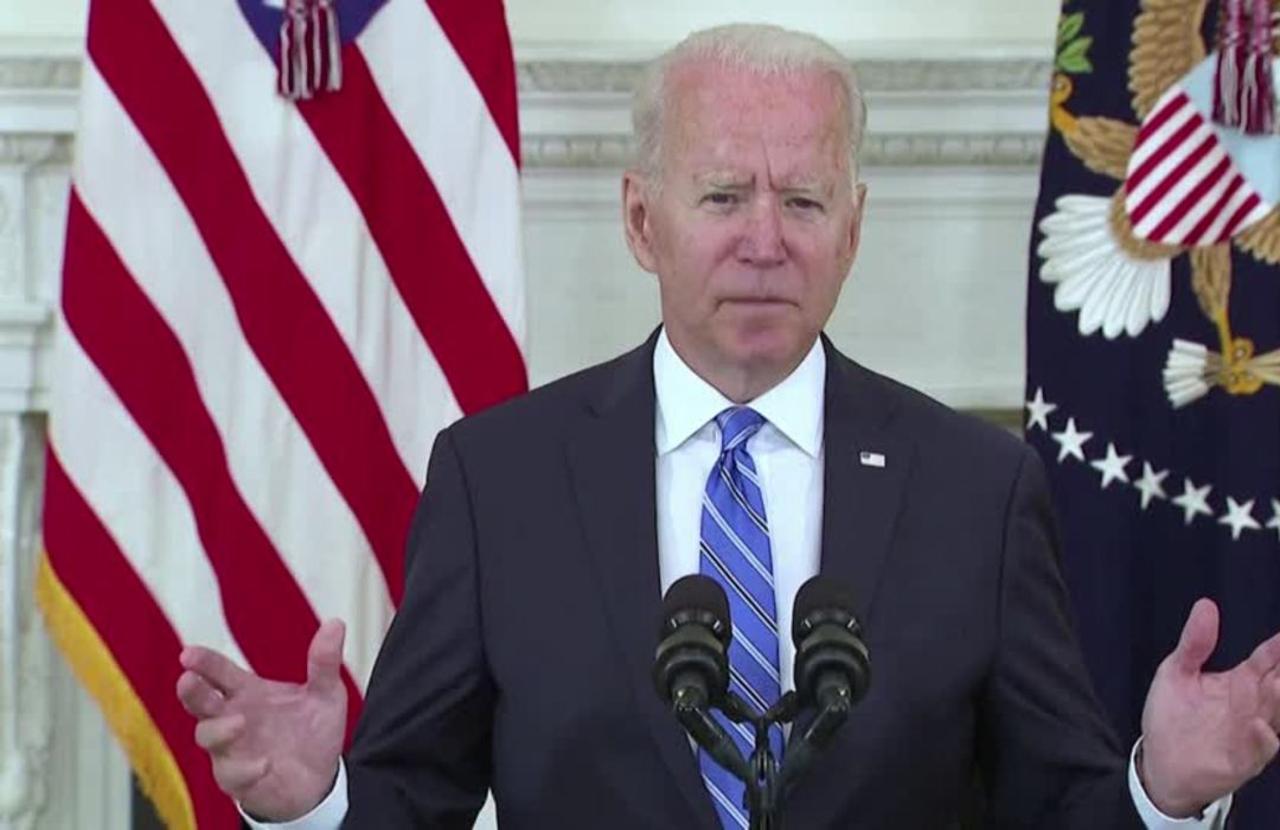 Biden walks back on criticism of Facebook