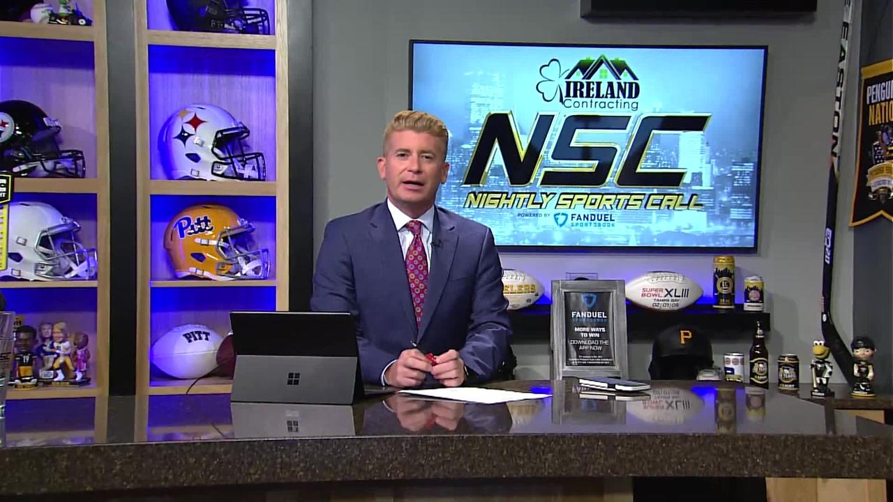 Ireland Contracting Nightly Sports Call: July 19, 2021 (Pt. 1)