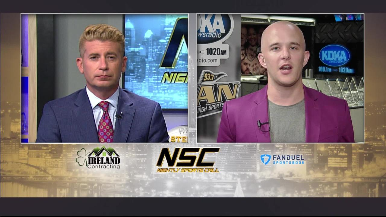 Ireland Contracting Nightly Sports Call: July 19, 2021 (Pt. 2)