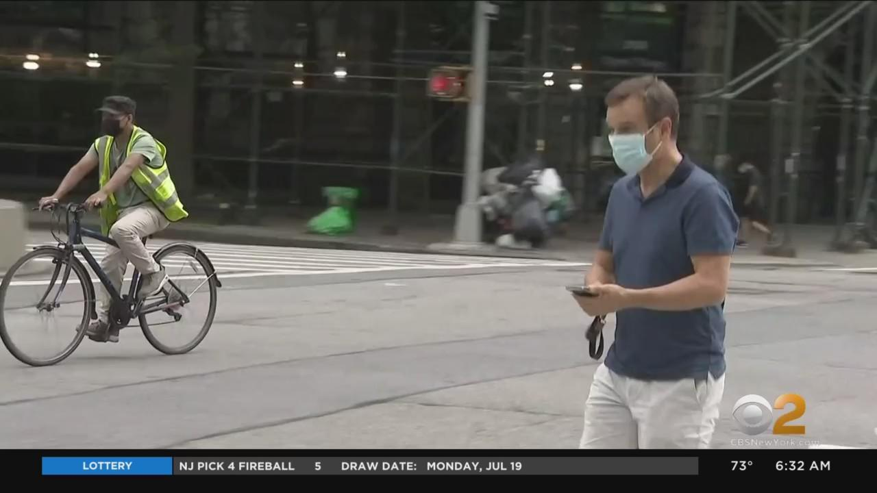 NYC Lawmakers Divided Over Mask Rules