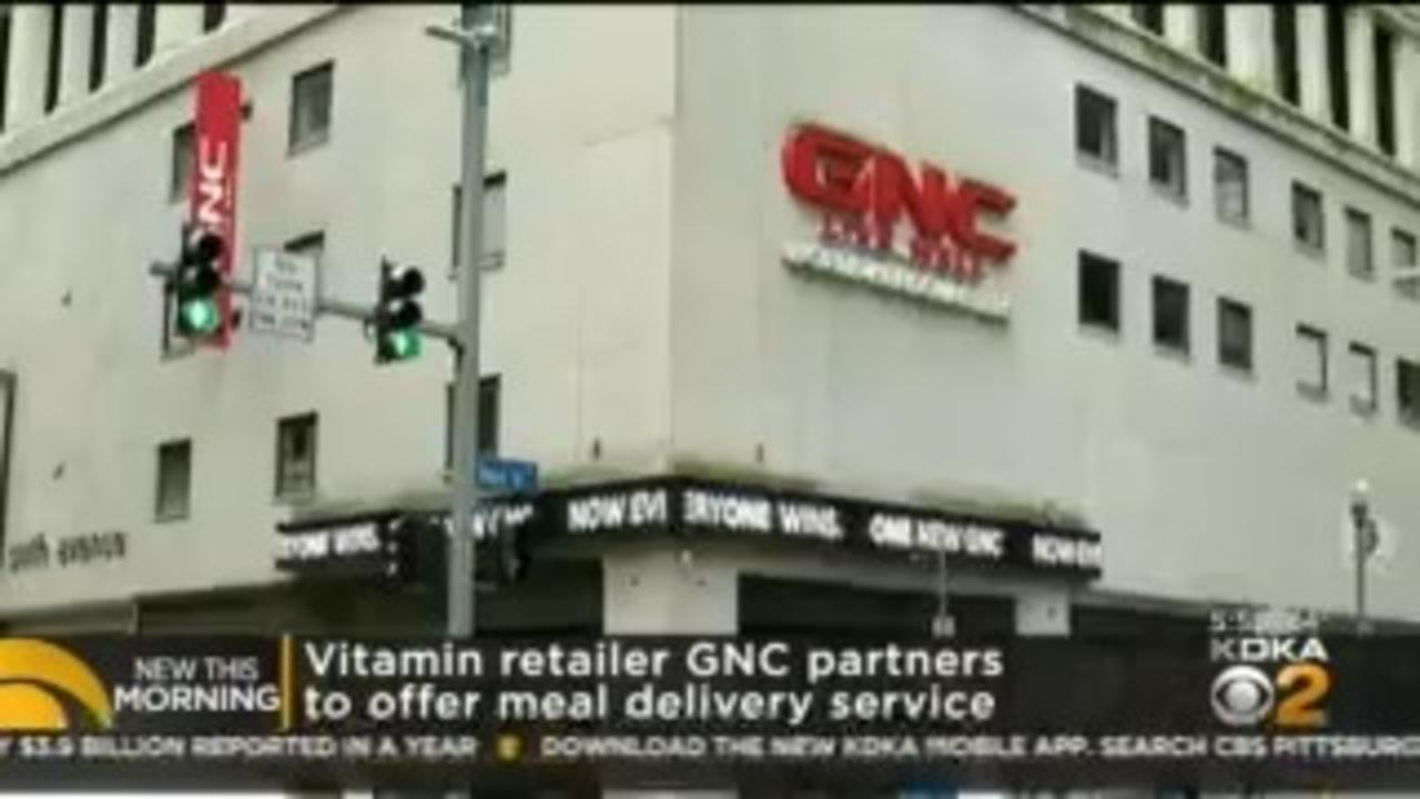 Vitamin Retailer GNC Partners To Offer Meal Delivery Service