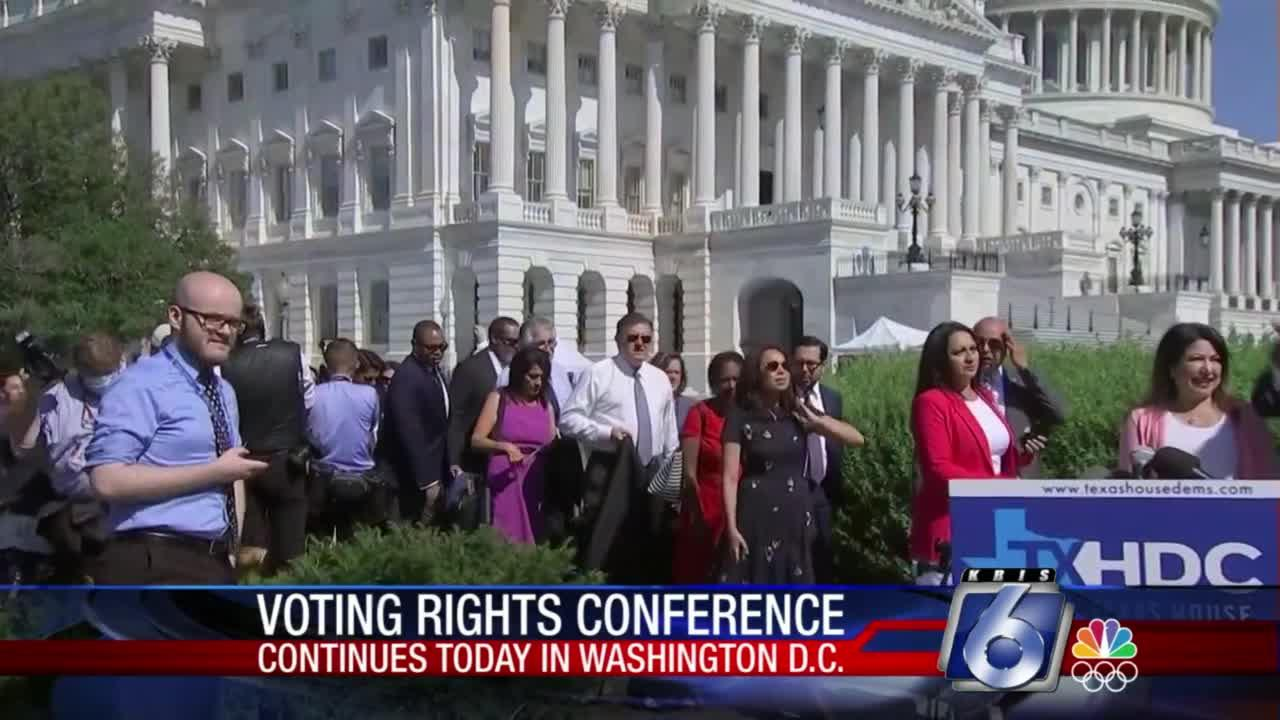Voting Right Conference Continues