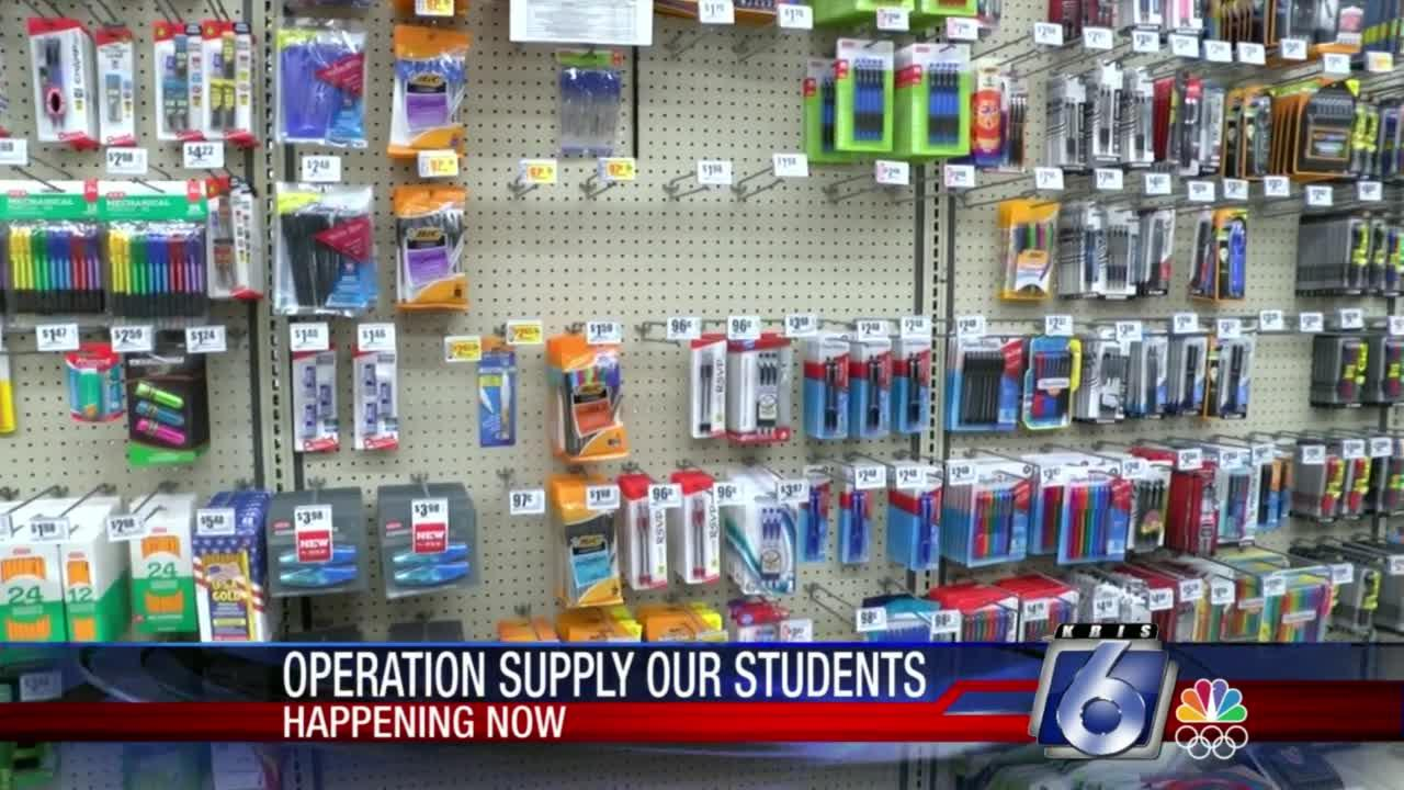 Operation Supply Our Students 072021