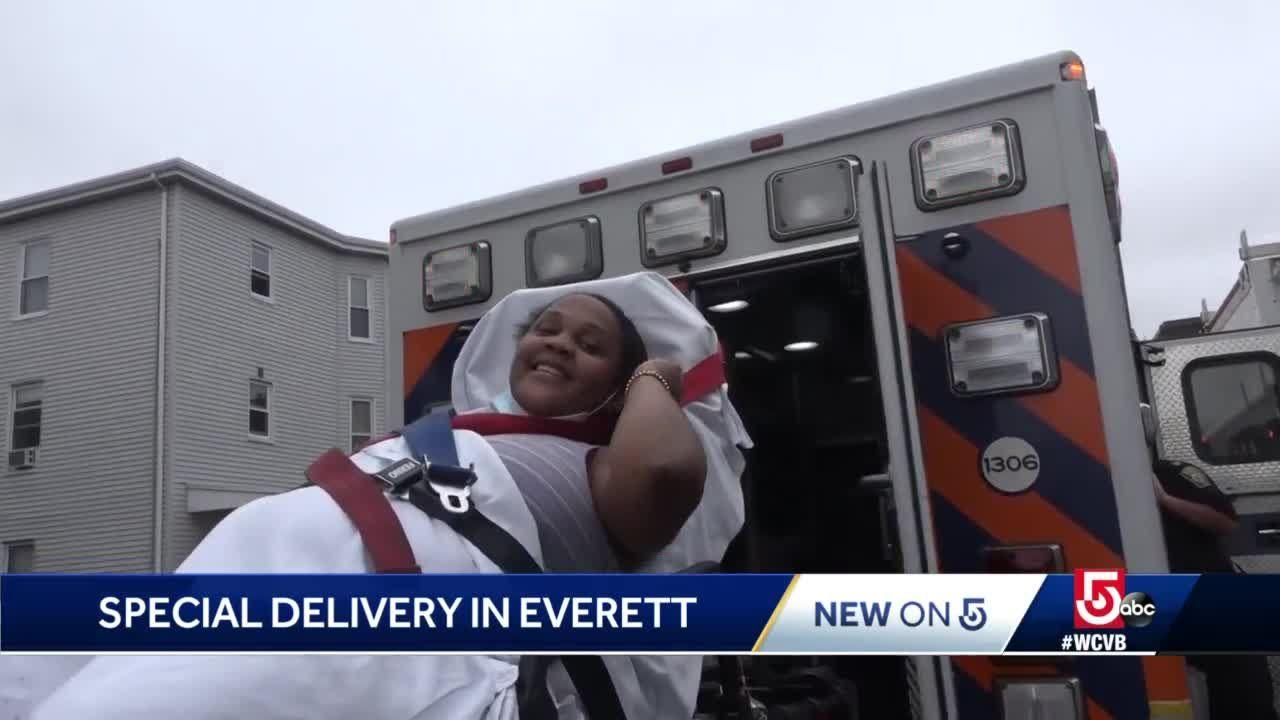 Special delivery in Everett: Baby born in car