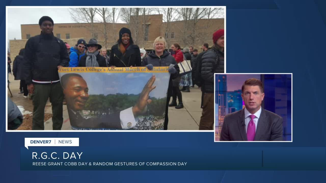 RGC Day encourages Random Gestures of Compassion