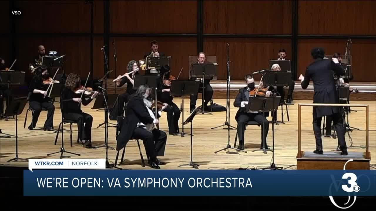 New Virginia Symphony Orchestra season puts new, but familiar faces up front