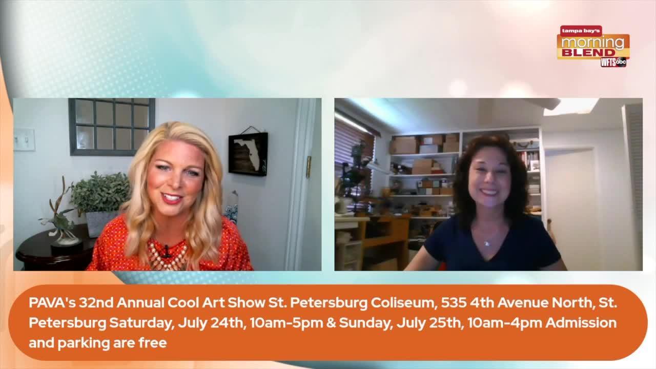 PAVA's Cool Art Show   Morning Blend