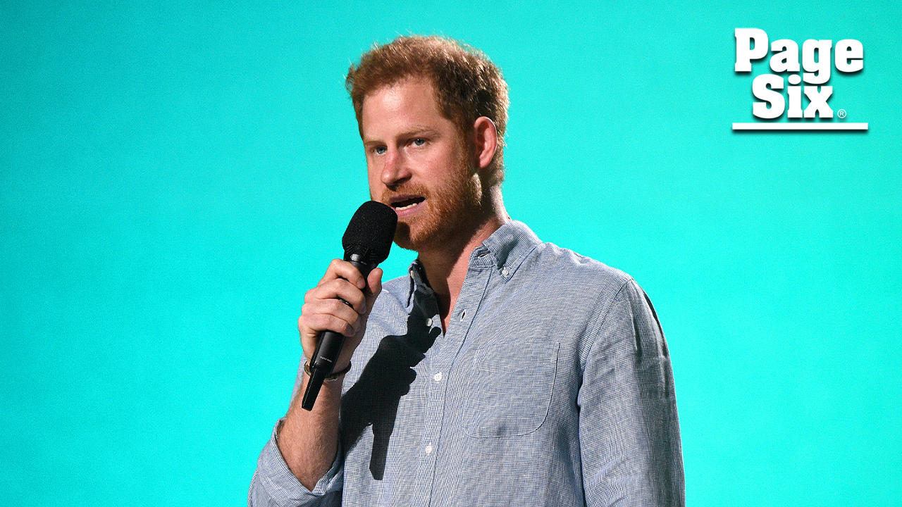 Prince Harry writing explosive memoir about his life in the royal family