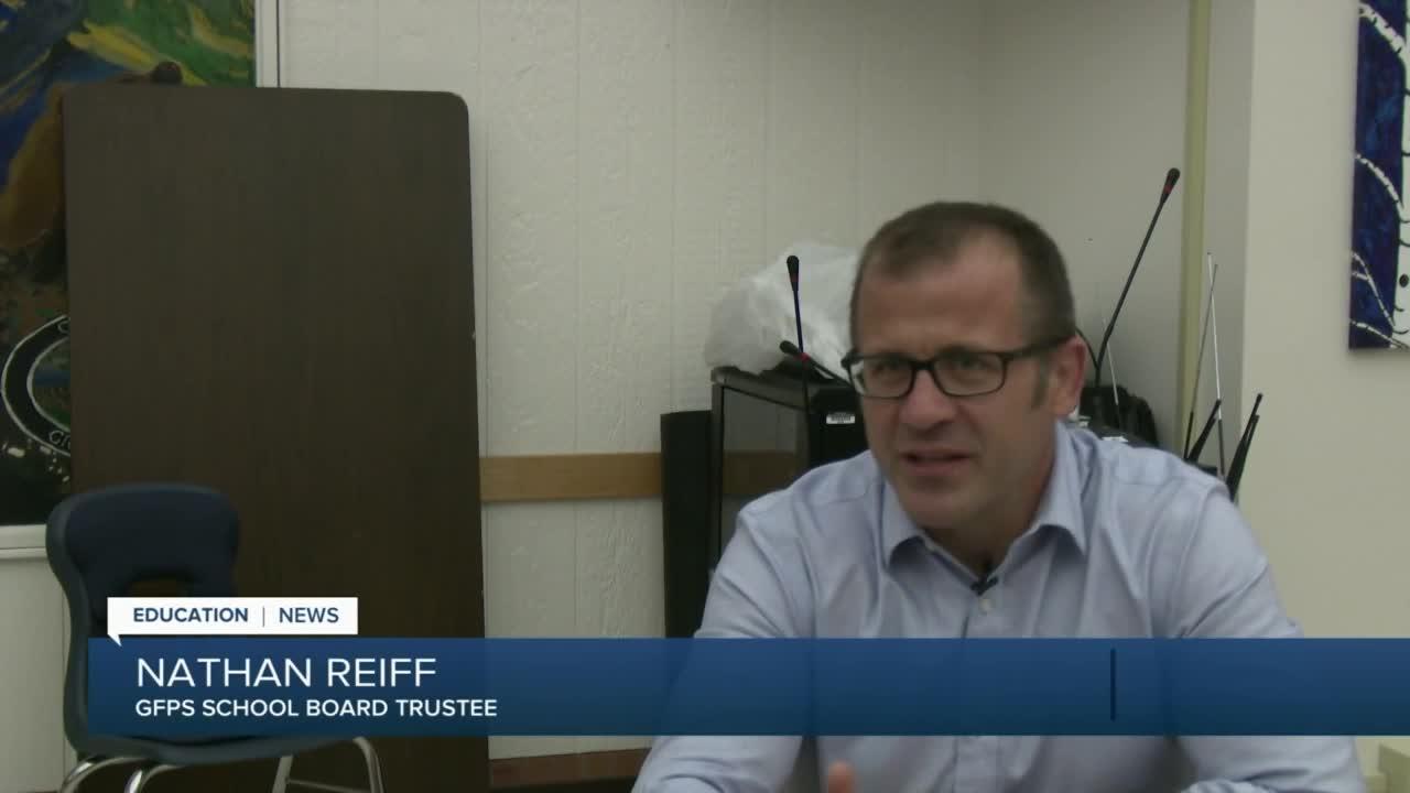 Reiff joins GFPS board