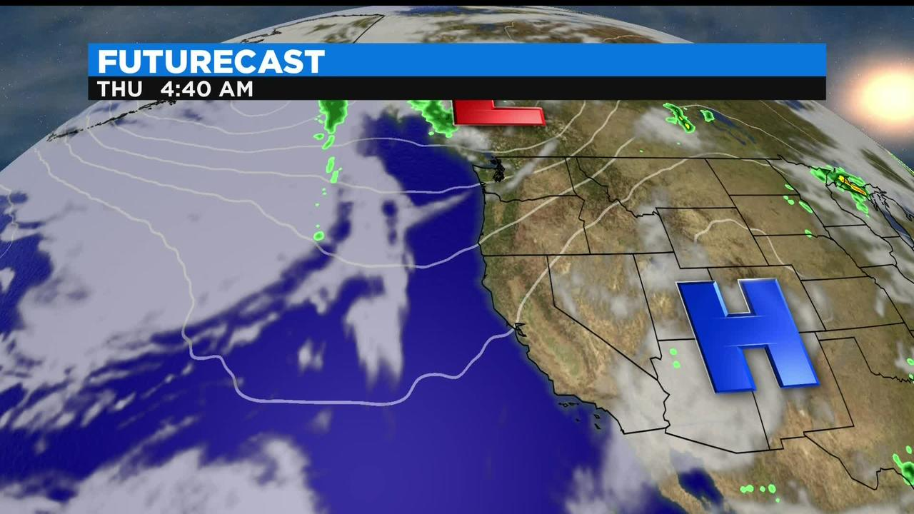 Tuesday Weather Forecast - July 20, 2021