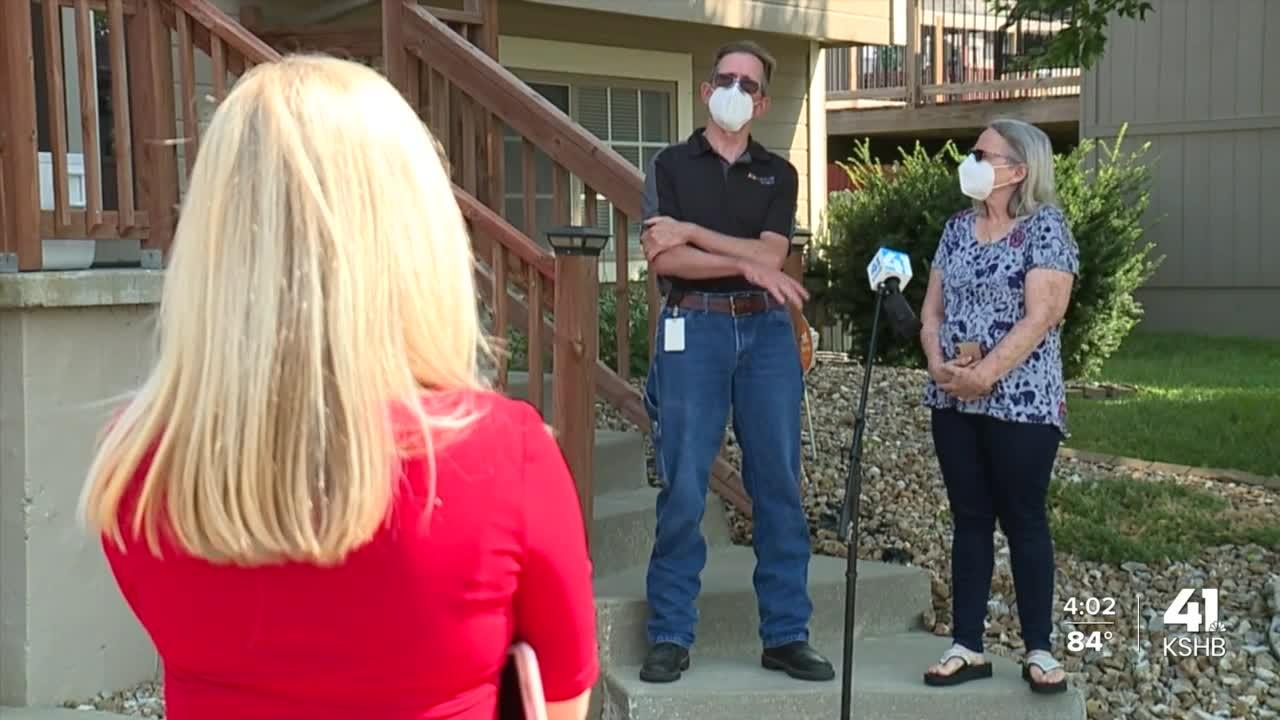 Kara Eaker's parents eager to have athlete home from Tokyo after positive COVID-19 test