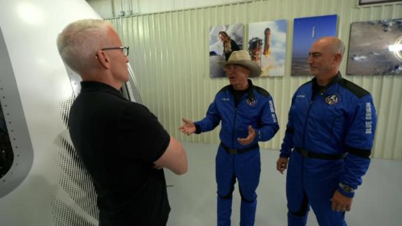 Jeff Bezos reveals most surprising part of space mission
