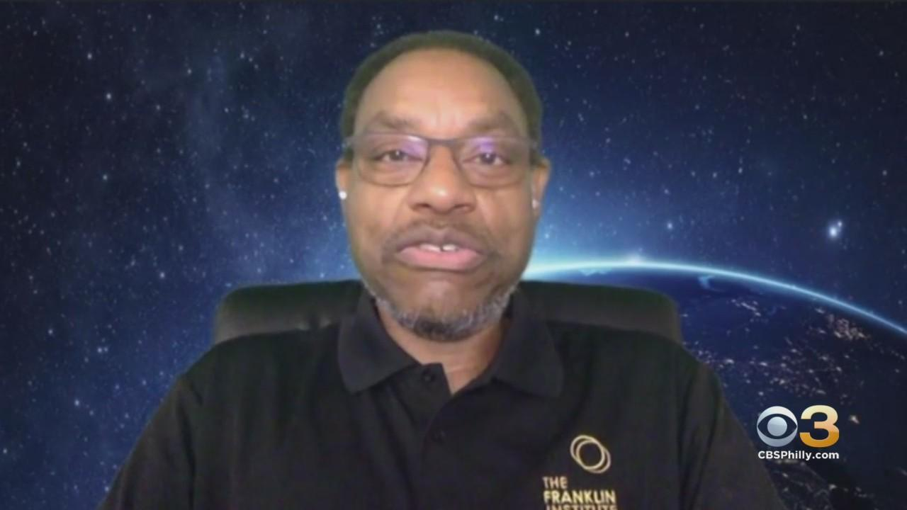 Franklin Institute's Chief Astronomer Derrick Pitts Discusses Blue Origin's Successful Flight