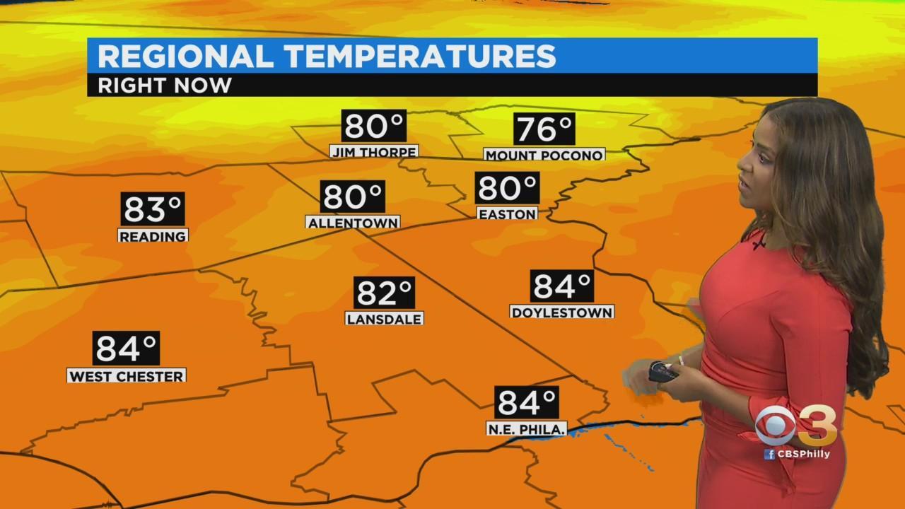 Philadelphia Weather: Sunsets Getting Earlier