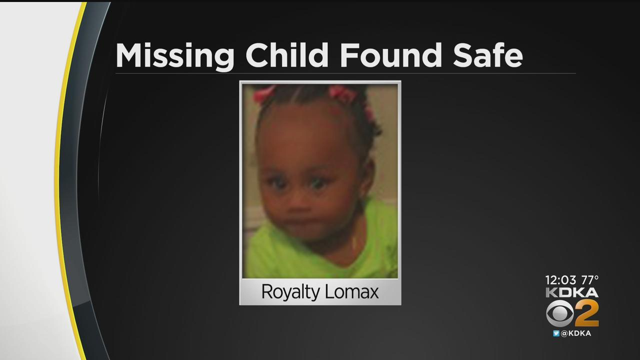Missing Baby Found Safe In Versailles Borough, Police Say