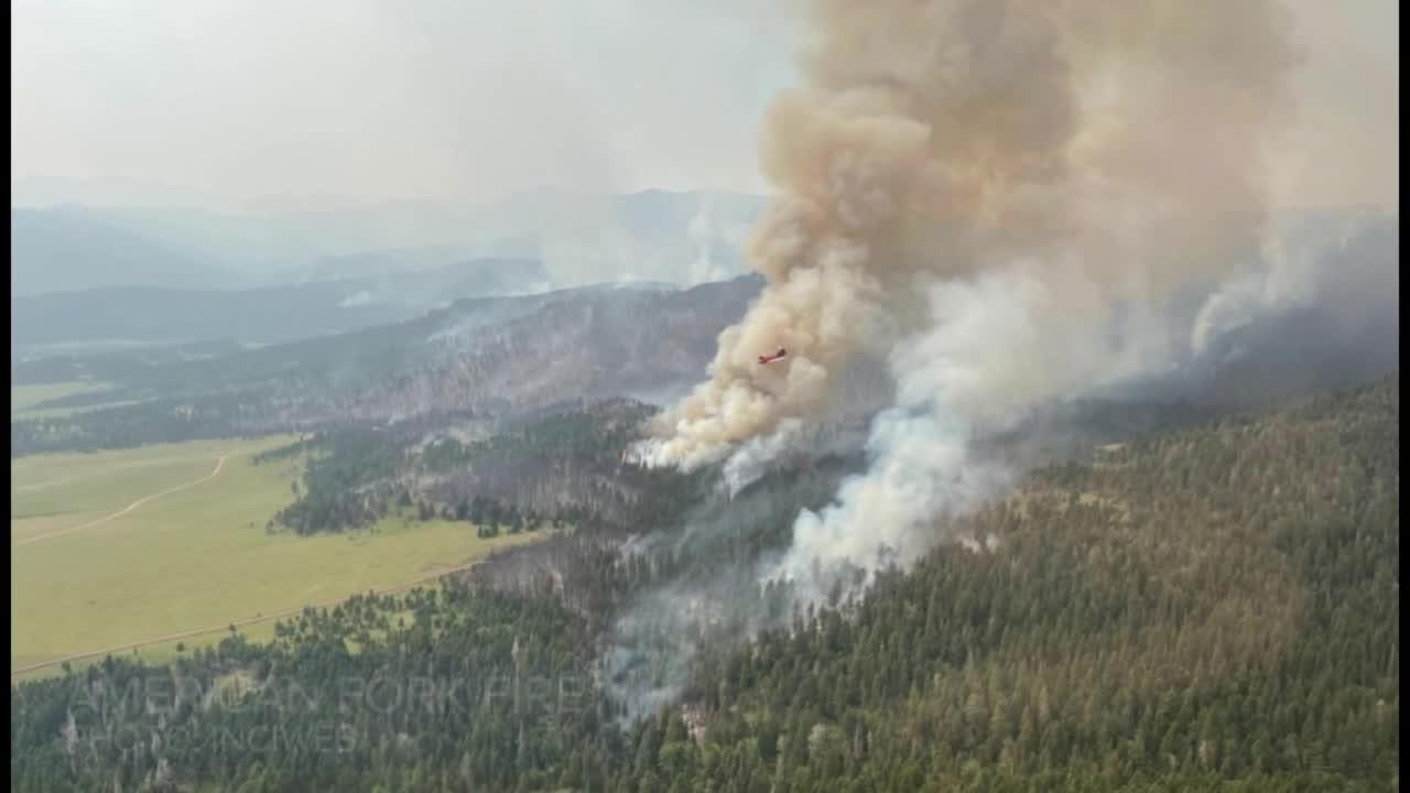 American Fork Fire grows to 5,200 acres
