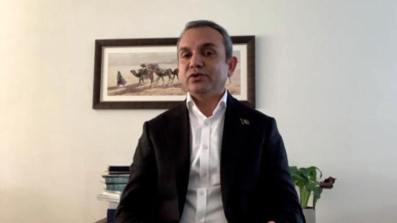 Afghan peace negotiator: Our people are suffering