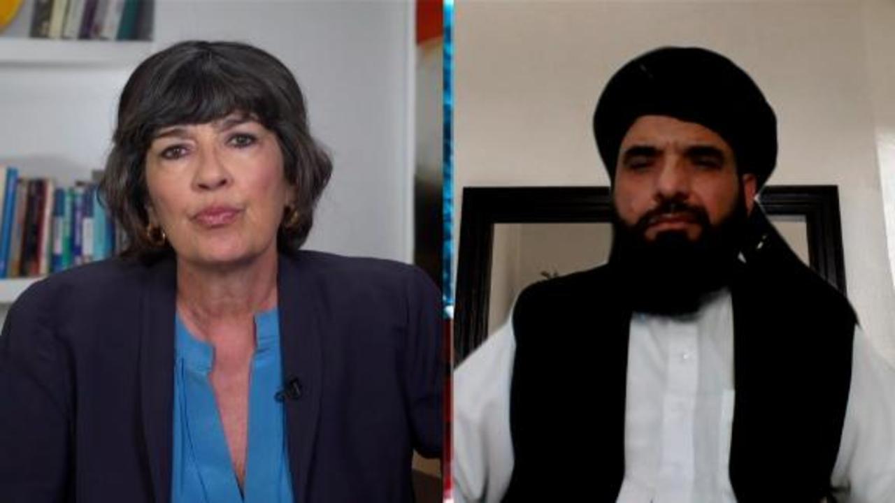 Taliban talks peace as fighting intensifies