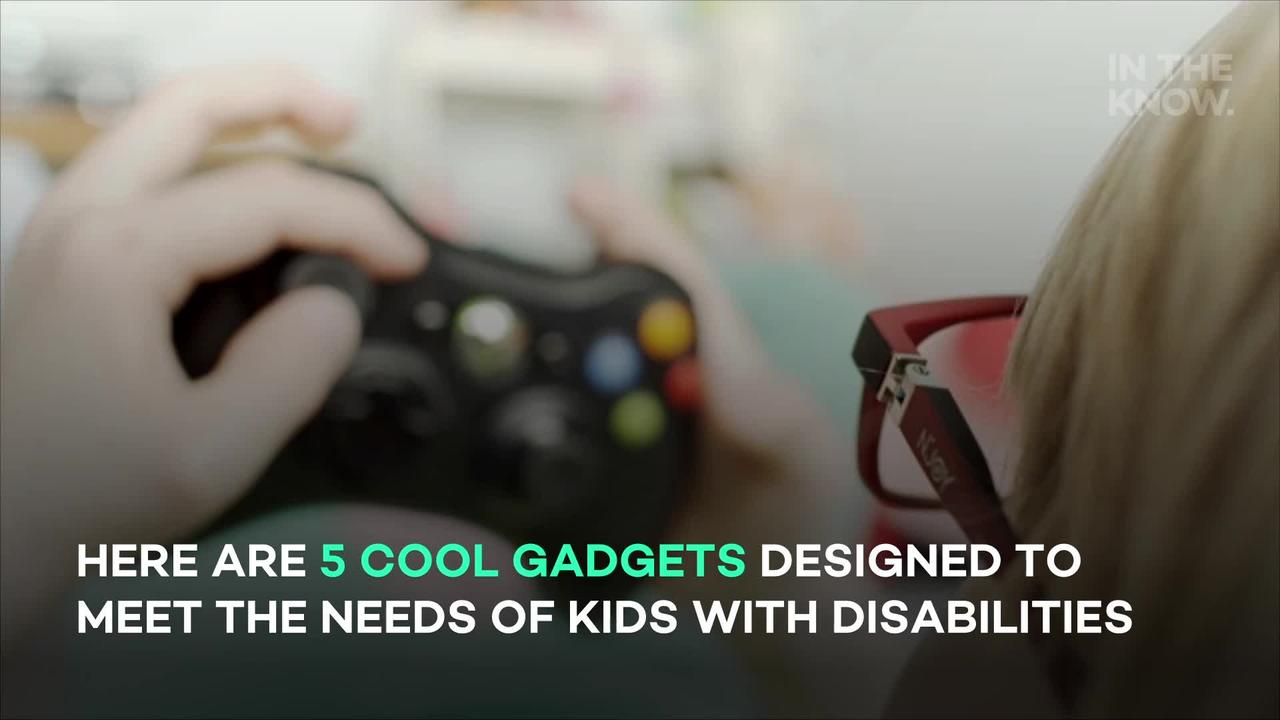 5 accessible devices for kids with disabilities