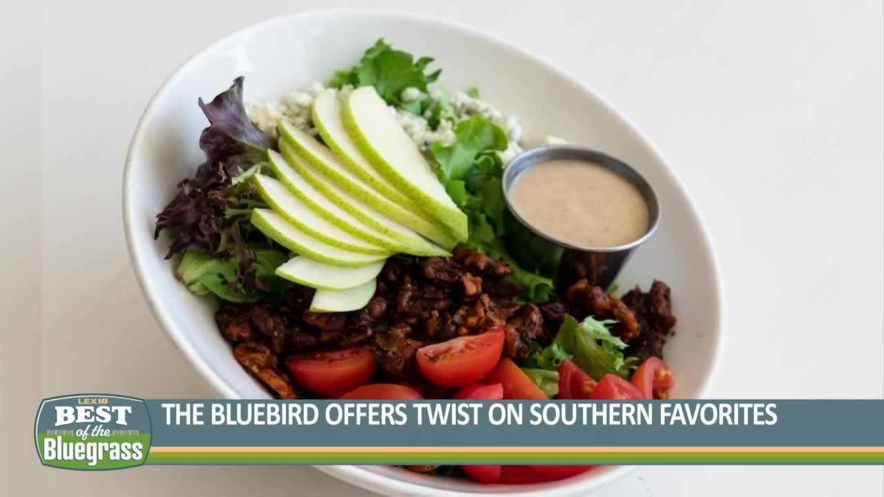 'The Bluebird' offers twist on Southern favorites