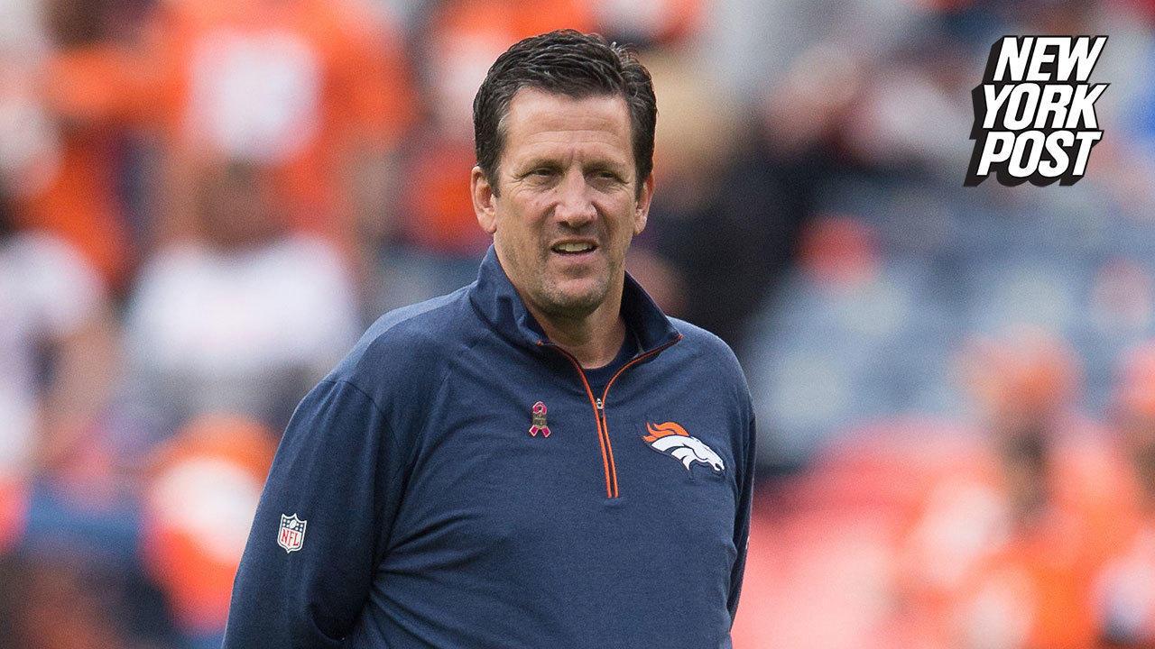 Jets assistant coach Greg Knapp in critical condition after bike crash