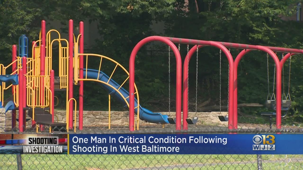 One Man Critically Injured Following Shooting In West Baltimore
