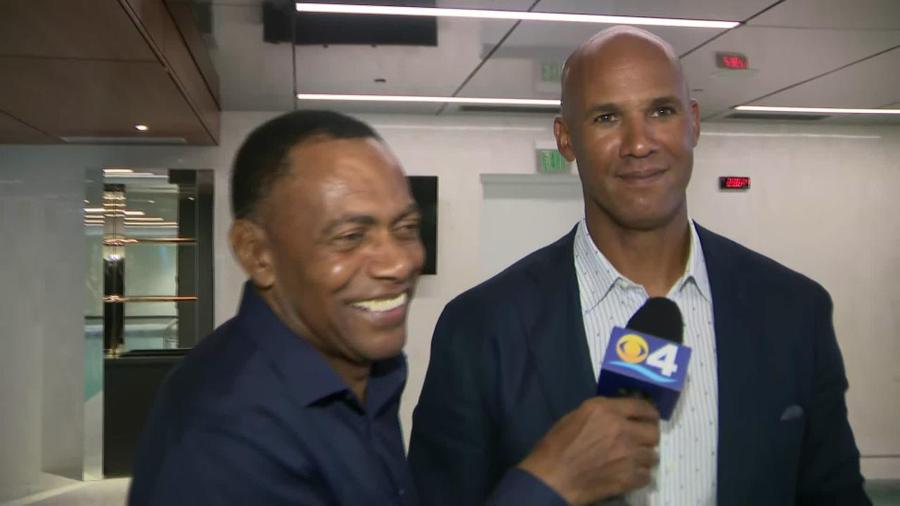 WEB EXTRA: NFL Hall of Famer Jason Taylor On The New Dolphins Training Facility