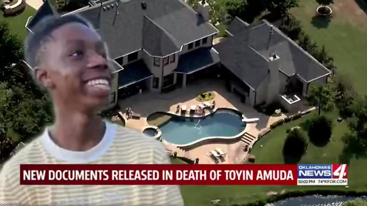 New details released in the drowning death of Oklahoma teen at mansion party