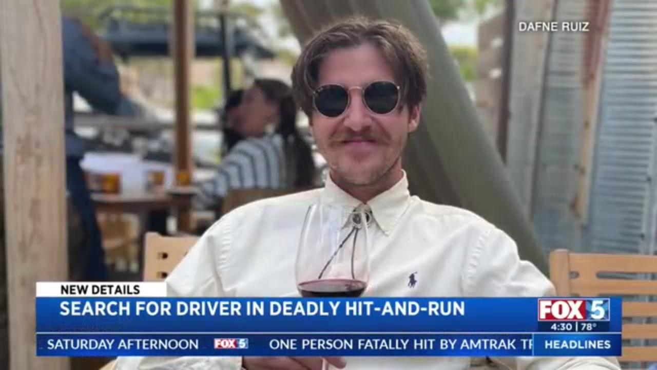 Girlfriend of cyclist killed in hit-and-run takes search to social media