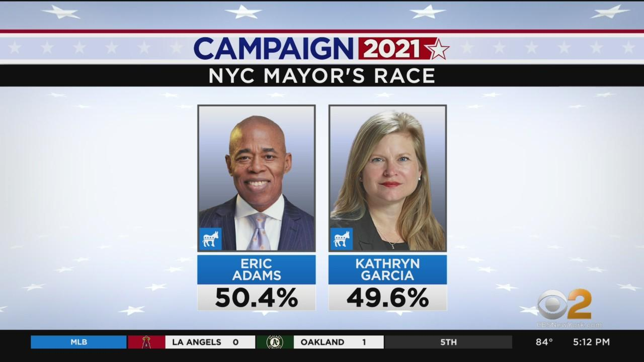 BOE Certifies Results Of NYC 2021 Primary Election