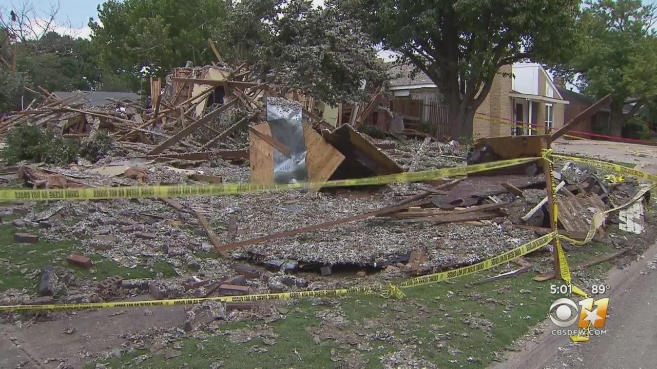 Plano House Explosion That Injured 6 Likely Caused By Gas Leak, Fire Investigators Say