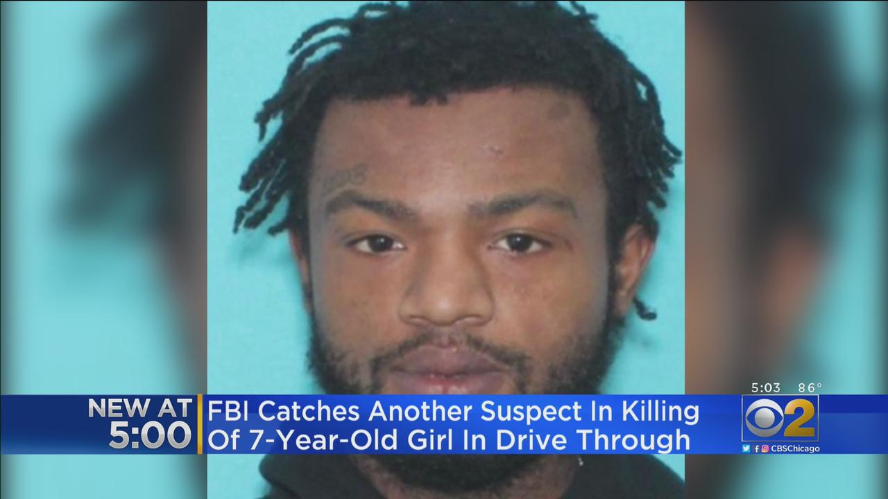 FBI Catches Another Suspect In Murder Of 7-Year-Old Jaslyn Adams At Drive-Through