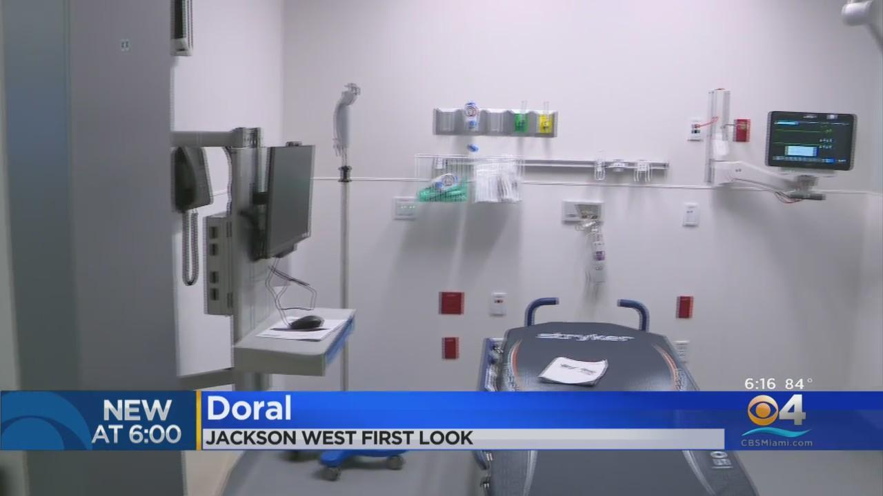 Jackson Memorial West To Open In August