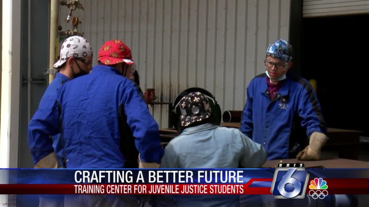 Juvenile Justice Center students given chance to craft a better future