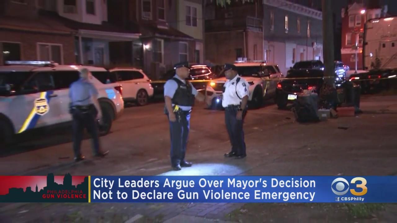 War Of Words Between Mayor, Councilwoman Over Lack Of Gun Violence Declaration