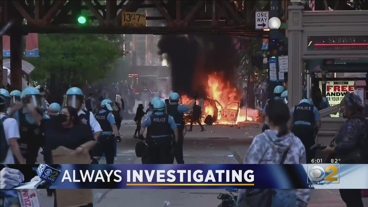 Scorching Report Says Police Were Unprepared And Ill-Trained During Civil Unrest In Chicago Last Year