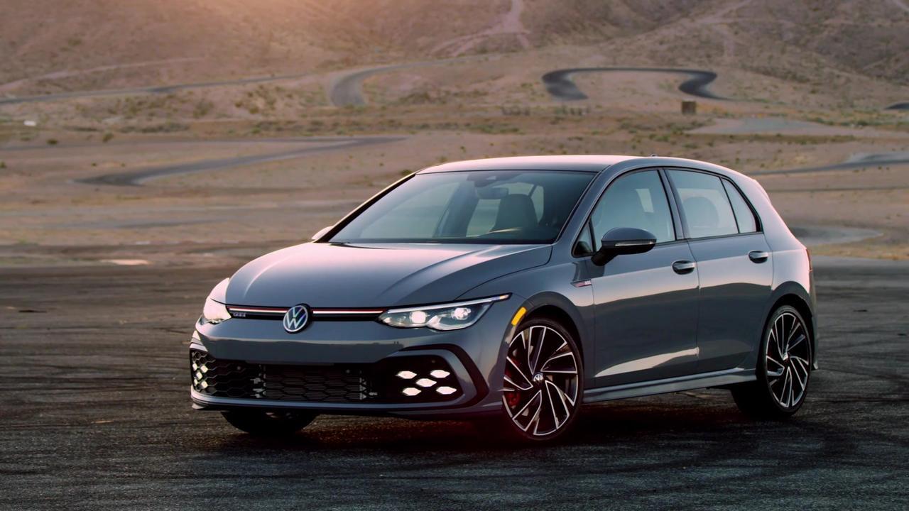 2022 Volkswagen Golf GTI Exterior Design