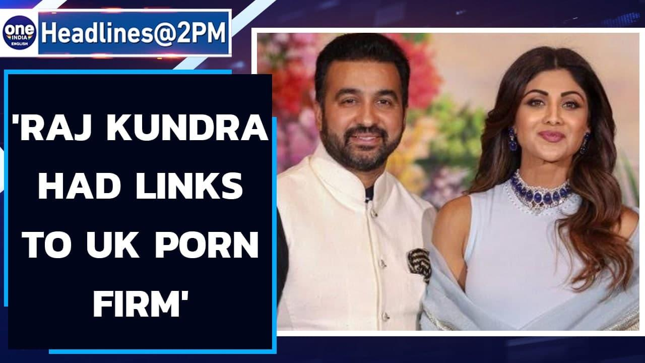 Raj Kundra was running operations for a London-based firm: Mumbai Police| Oneindia News