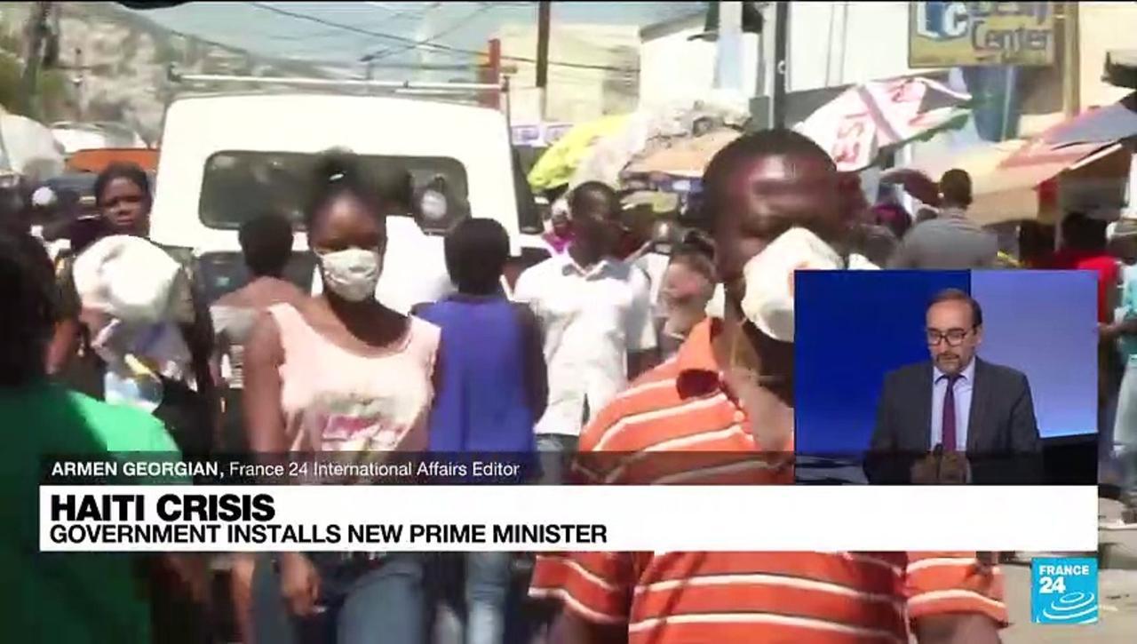 Haiti's new prime minister Ariel Henry to unveil leadership team