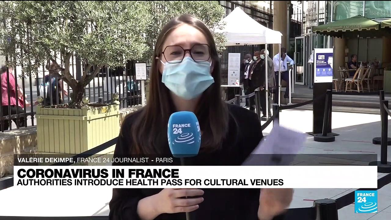 No health pass, no museum: France tightens COVID-19 rules