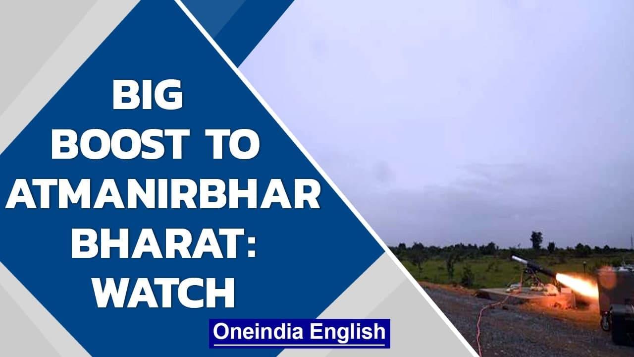 Major boost to Atmanirbhar Bhrat & Army, DRDO tests MPATGM | Oneindia News