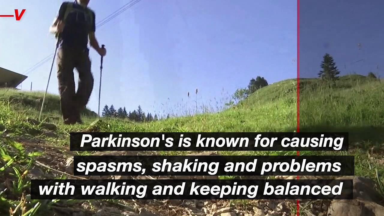 Former Golf Pro Defies Odds, Hikes Over 680 Miles Through the Alps With Parkinson's Disease