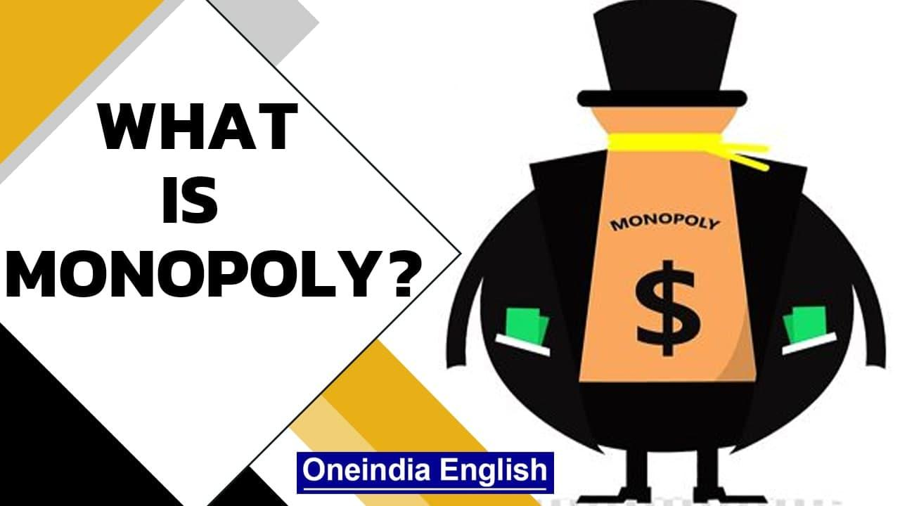 Why is monopoly bad and how does competition improve the market?   Oneindia News