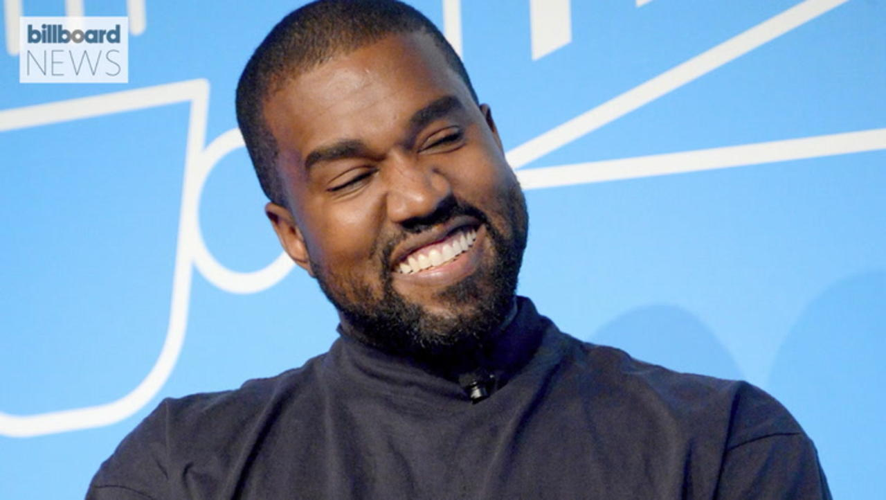 Kanye West Announces 'Donda' Release Date in Sha'Carri Richardson Beats by Dre Ad   Billboard News