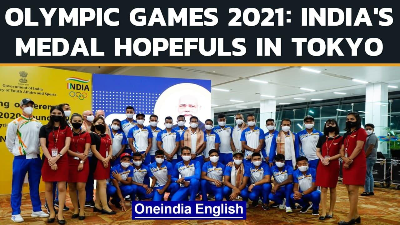 Tokyo 2020: A look at 228-member strong Indian contingent and medal hopefuls | Oneindia News
