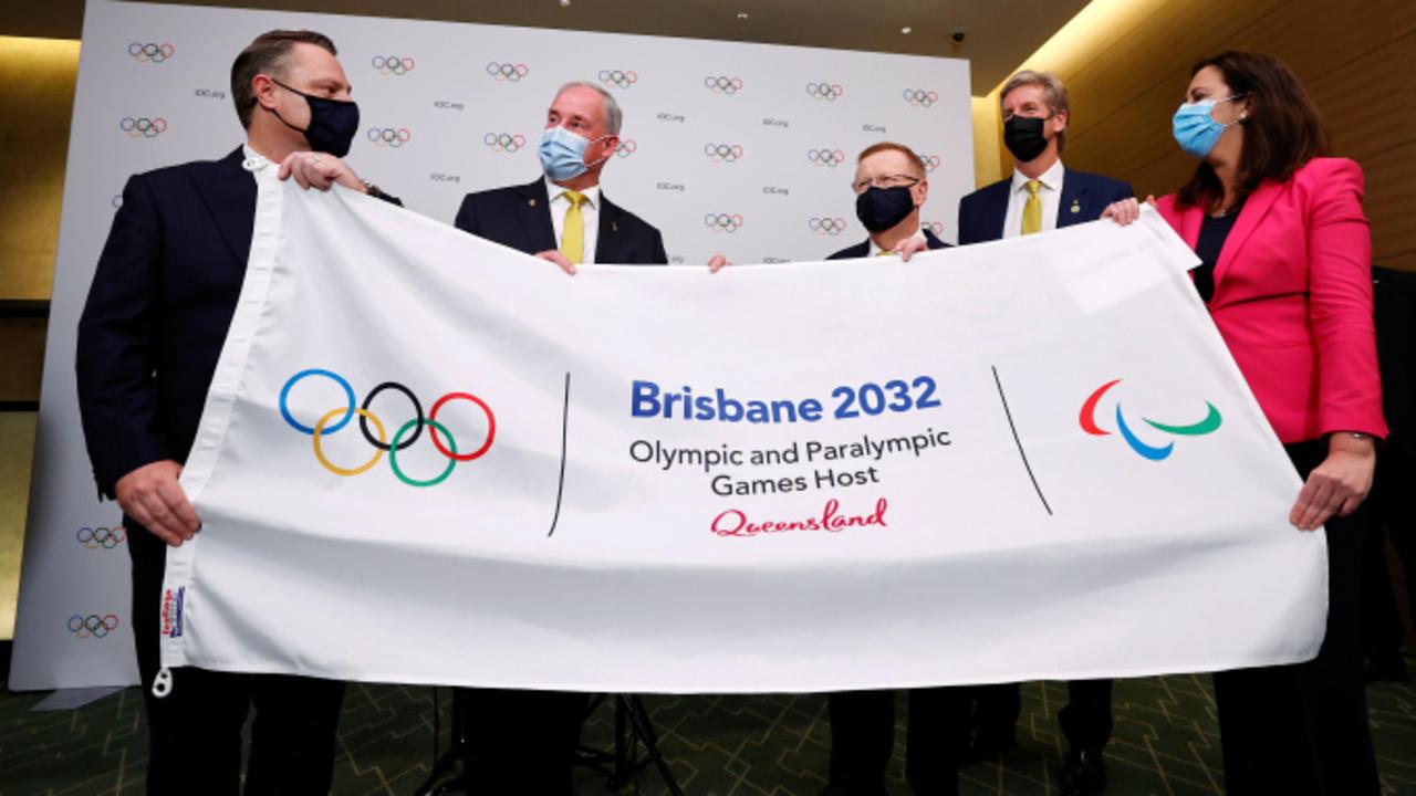 Brisbane Wins Bid to Host 2032 Olympics