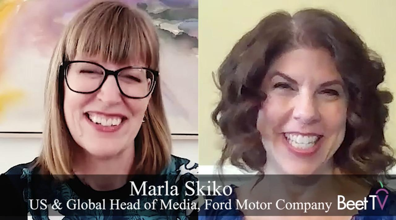 Ford's Roadmap To Safety & Diversity: Marketer Skiko